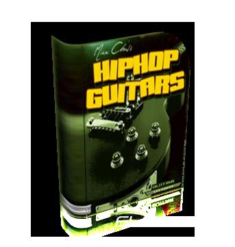 Motion Samples – Hip-Hop Guitars сэмплы
