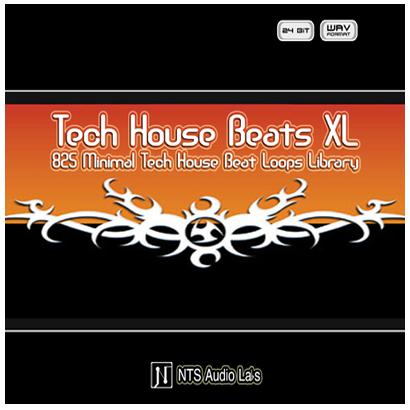 NTS Audio Labs – Tech House Beats XL – Сэмплы