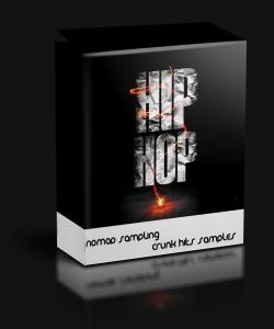 Nomad Sampling – Crunk hits samples [WAV]