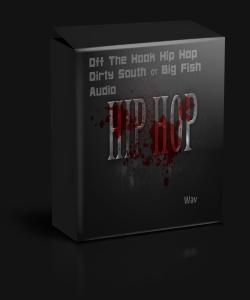 Off The Hook Hip Hop Dirty South от Big Fish Audio – Сэмплы Hip Hop