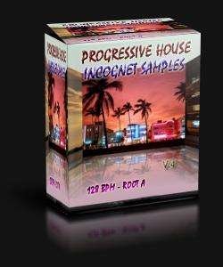 Progressive House Incognet v.4 – Сэмплы