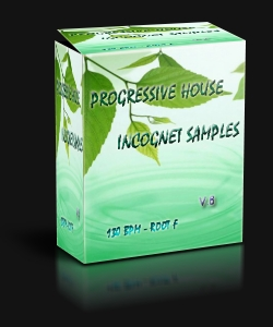 Progressive House Incognet v.6 – Сэмплы