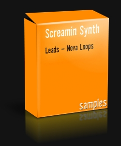 Screamin Synth Leads – Nova Loops – Сэмплы Hip Hop