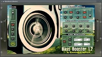Плагин FL Studio: BassBooster