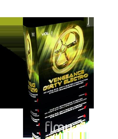Сэмплы Vengeance Sound – Dirty Electro Vol.1