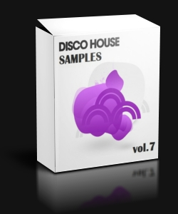 Disco House vol.7 – Сэмплы House