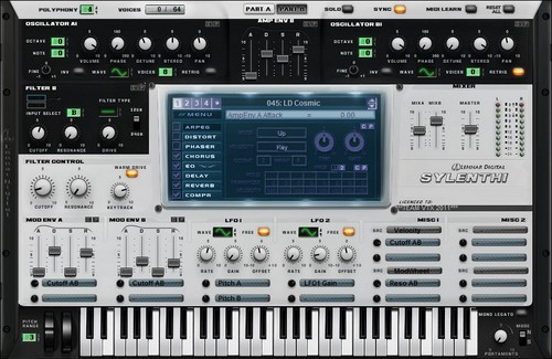 Краткий обзор виртуальноо аналогового синтезатора Sylenth1 для FL Studio