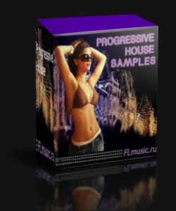 Progressive House – сэмплы