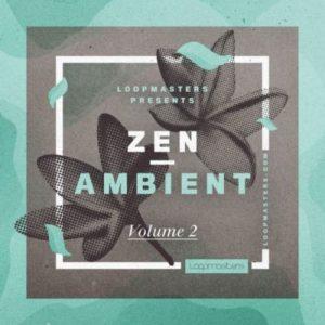 Zen Ambient 2 – библиотека гипнотических и атмосферных сэмплов