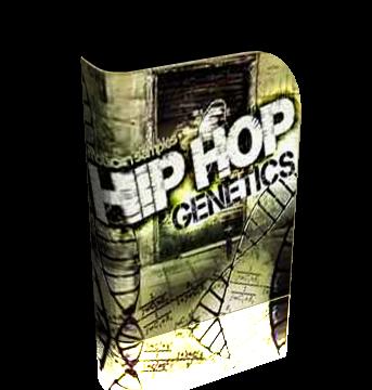Motion Studios — Сэмплы Hip Hop Genetics