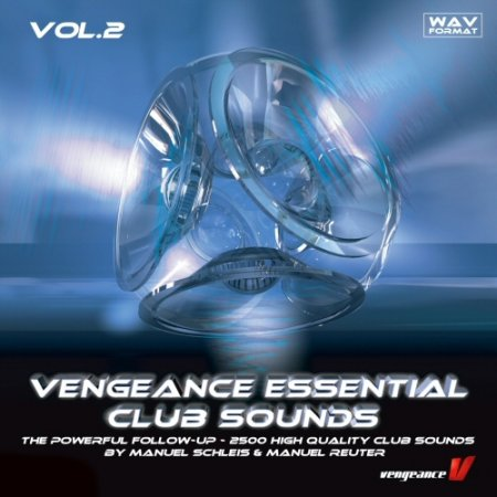 Скачать сэмплы Vengeance — Essential Club Sounds Vol.2