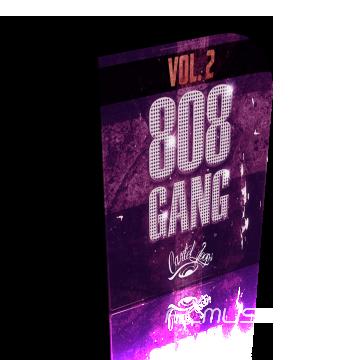 Бесплатные сэмплы – 808 Gang vol.2