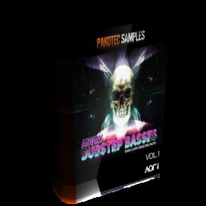 Сэмплы Pakotec – Angry Dubstep Basses Vol.1
