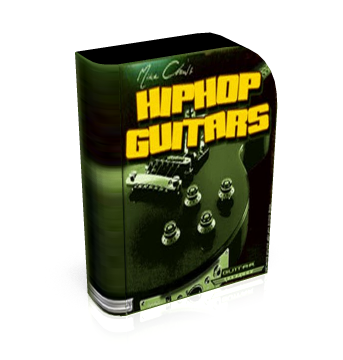Motion Samples — Hip-Hop Guitars сэмплы
