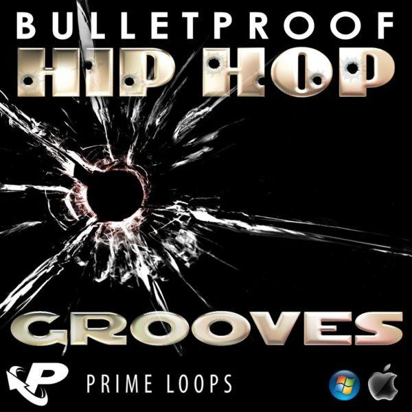 Сэмплы Prime Loops — Bulletproof Hip Hop Grooves