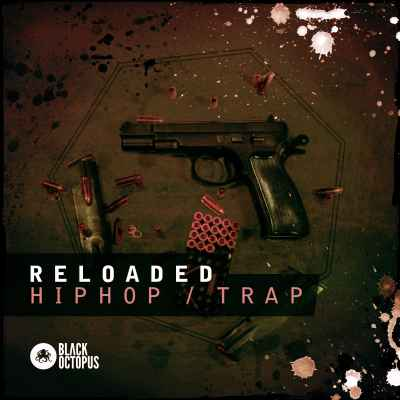 Сэмплы Hip Hop — Black Octopus Sound Reloaded part 1