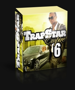 Pound Audio — Trapstar Empire 6 — Сэмплы Hip Hop