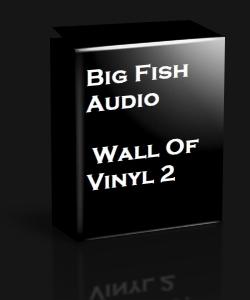 Big Fish Audio — Wall Of Vinyl 2 — Скачать сэмплы HIP Hop