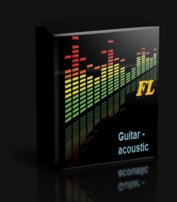 Guitar : acoustic — сэмплы акустической гитары