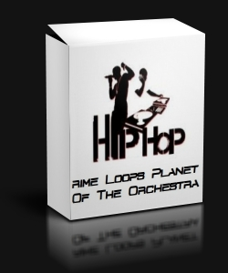 Prime Loops Planet Of The Orchestra — Сэмплы Hip Hop