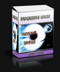 Progressive House Incognet v.1 – Сэмплы