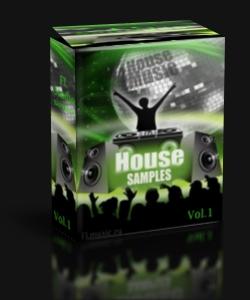 House samples vol.3 — скачать сэмплы хаус