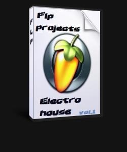 Скачать проекты flp — electro house vol.1 для FL Studio