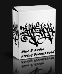 Nine 8 Audio String FreakAzoid — сэмплы hip-hop