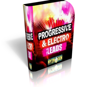 Сэмплы Hy2rogen – Progressive and Electro Leads