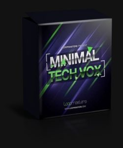 Loopmasters – UNDERGROUND TECH VOX – сэмплы techno