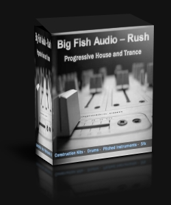 Сэмплы Big Fish Audio – Progressive House and Trance