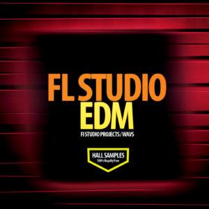 Hall Samples FL Studio EDM FLP проект (Power 128Bpm F)