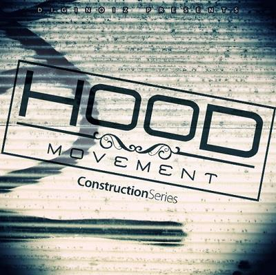Diginoiz — Hood Movement сэмплы Hip Hop, Urban