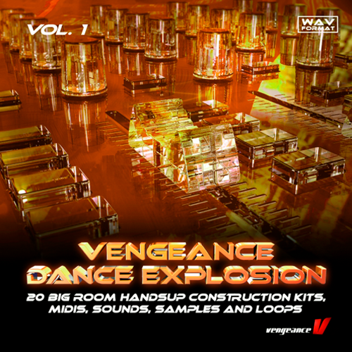 Сэмплы — Vengeance Dance Explosion Vol.1