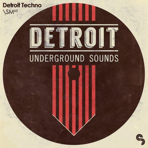 Sample Magic — Detroit Techno (WAV, MIDI, KONTAKT, SYNTH PRESET)