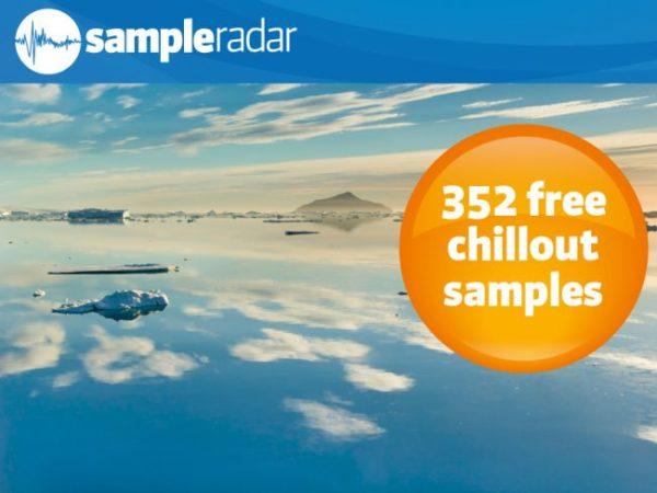 SampleRadar: 352 бесплатных chillout сэмплов